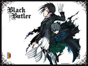 Review Black Butler - Toboso Yana