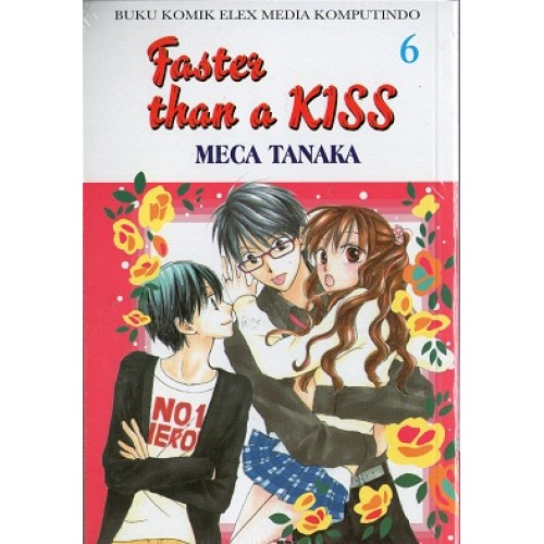 Review Faster Than a Kiss – Meca Tanaka