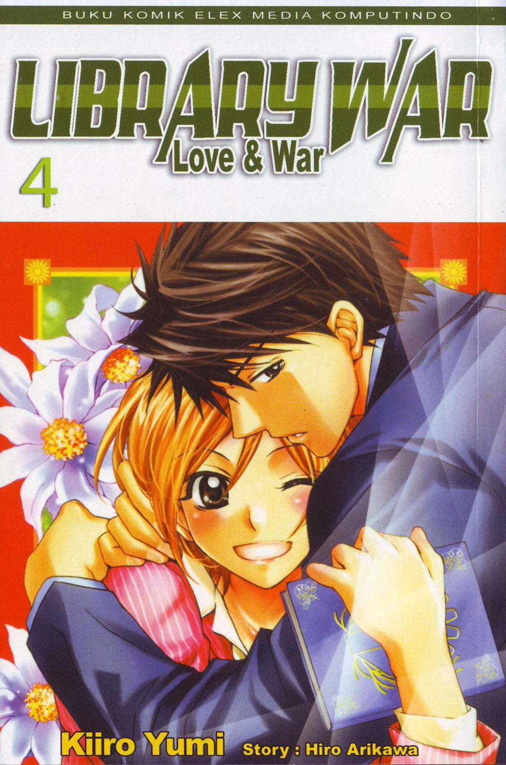 Review Library War – Kiro Yumi