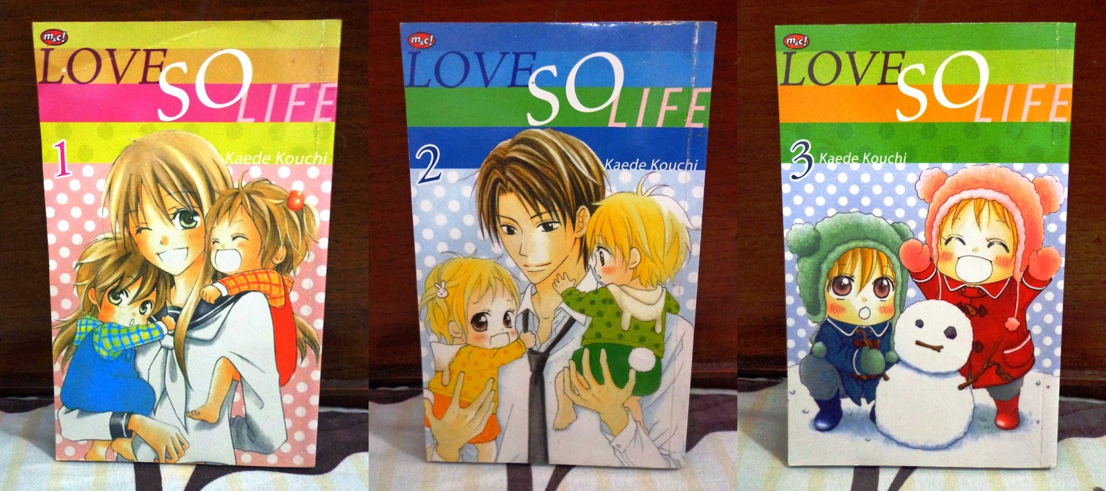 Review Love So Life – Kaede Kouchi