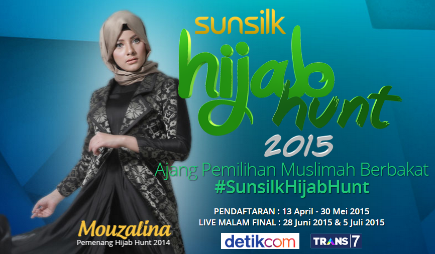 Sunslik Hijab Hunt 2015